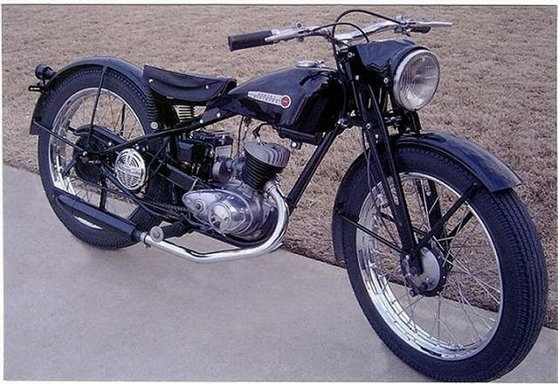 HHC: Members: Kevin Coleman: 1948 Model 125